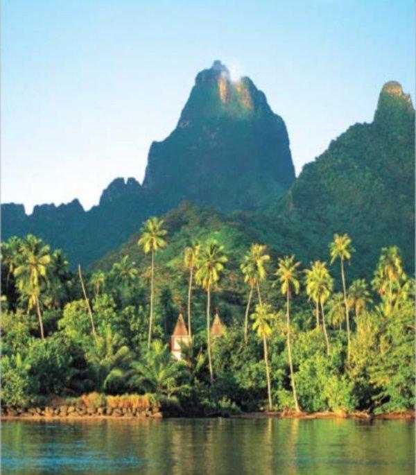 L'archipel des Gambier