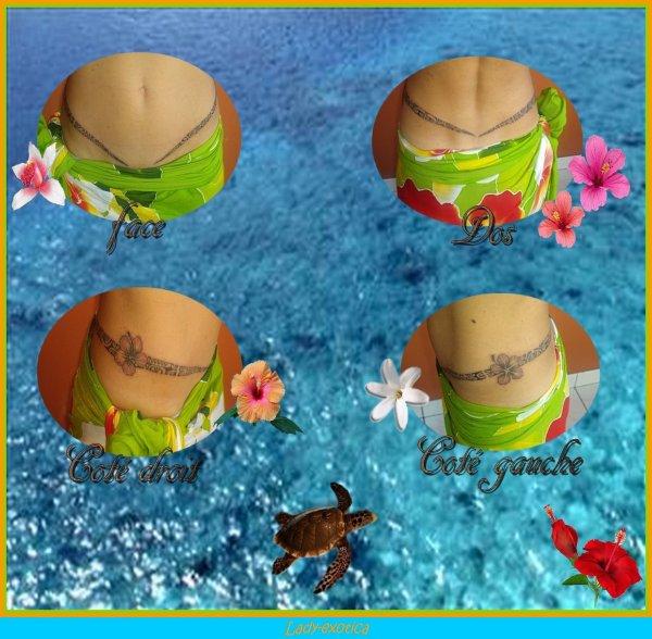 Tatouages polynesien