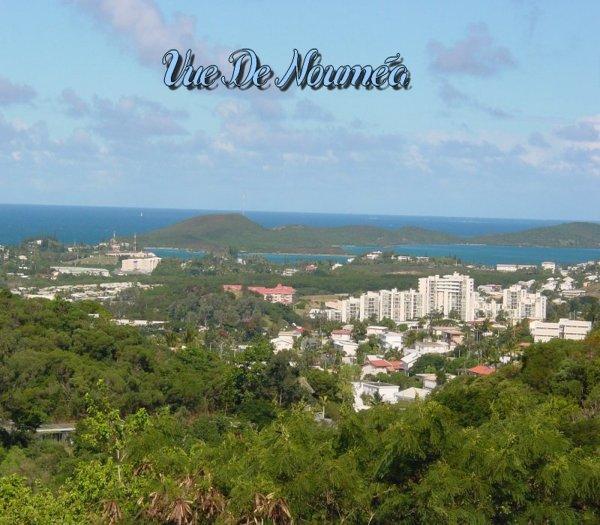 Quelques vues de Nouméa