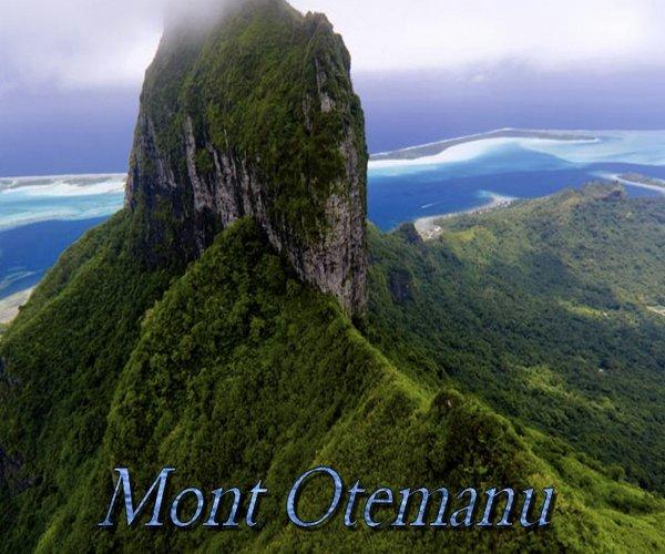 Tahiti.... Bora Bora