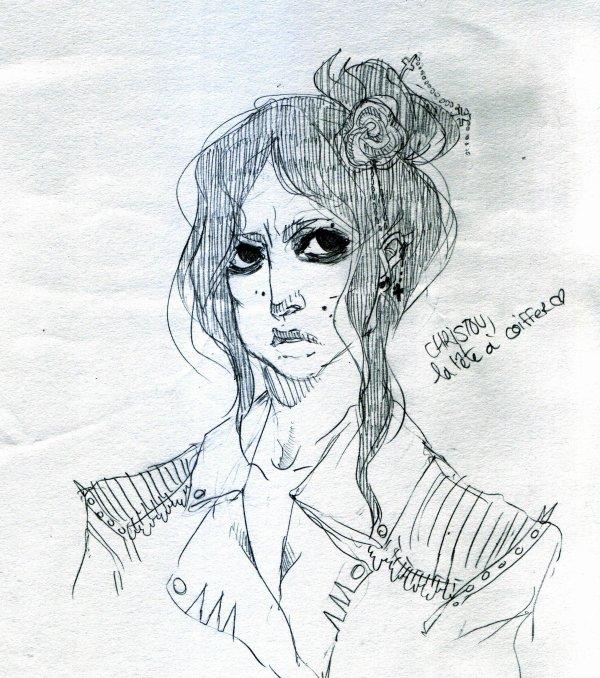 Christ-ian, tête à coiffer ♥