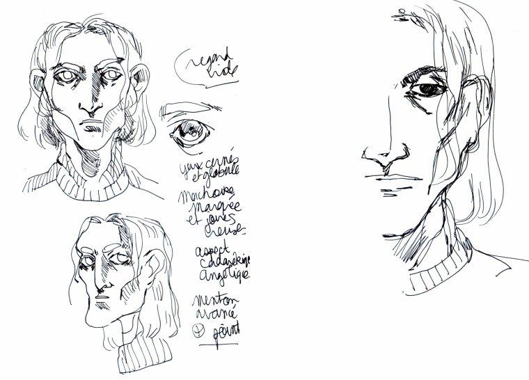 dvorce 2015** ( une éternité que je les avais plus dessiné, donc avec l'évolution du style c omg)