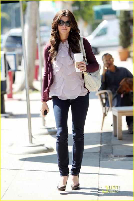 Ashley Greene in Los Angeles March 12