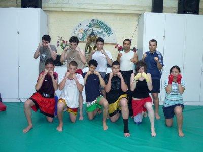 club boxe thai uccle