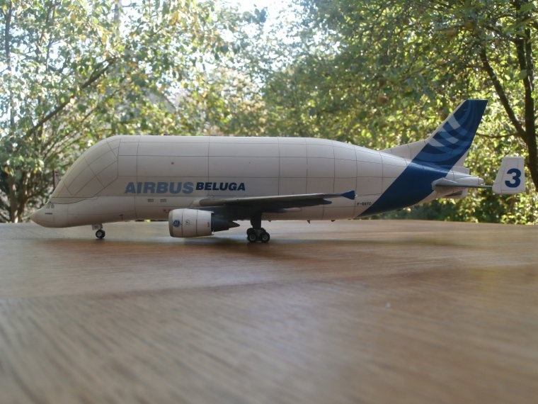 Airbus 300-600 ST Beluga