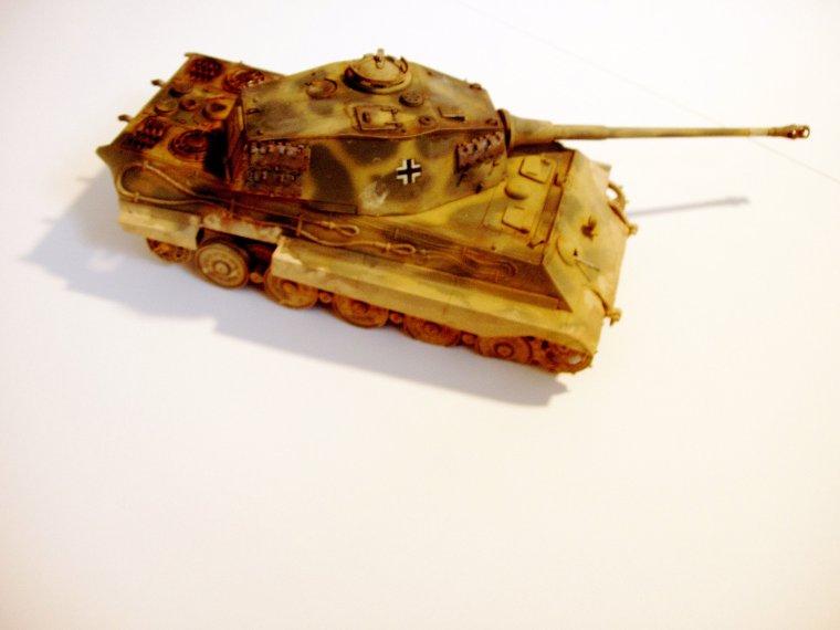 Panzerkampfwagen VI Königstiger