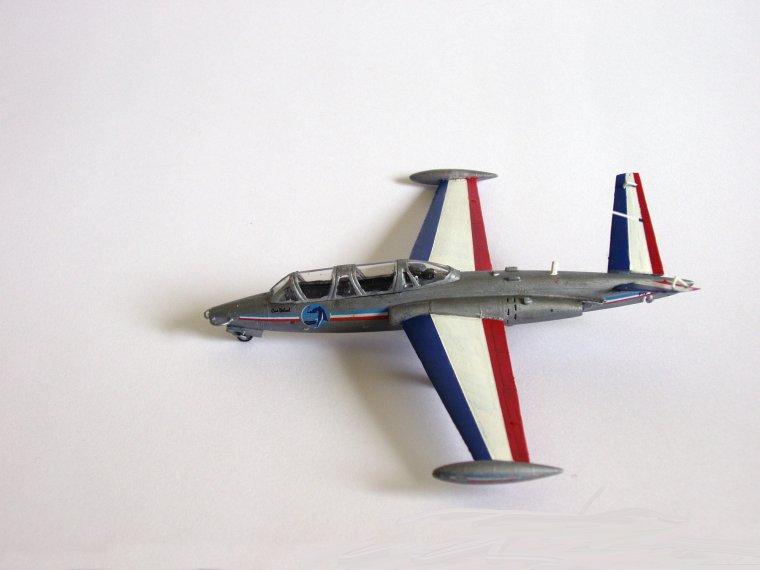 Aérospatiale-Potez CM-170 Fouga Magister
