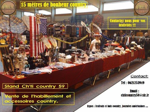 Présentation de Ch'ti country 59