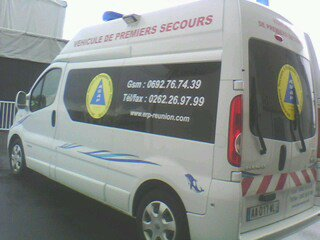 Protection Civile de la Réunion.