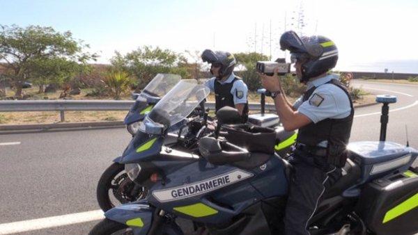 La blague du gendarme