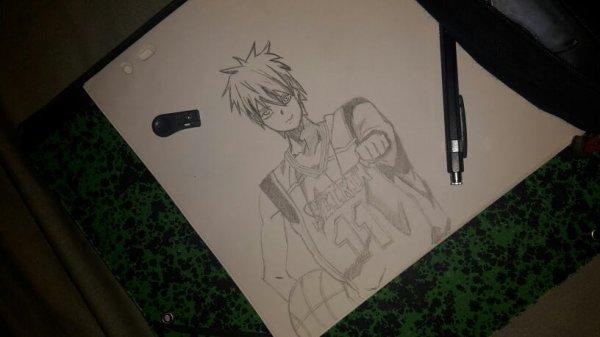Petit dessin  ^_^