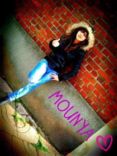 Ma cousine Mounya <3