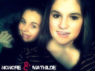 Eleonore & Mathilde <3