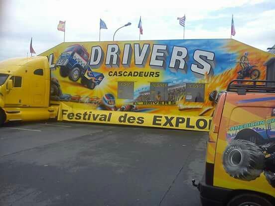 DRIVER CASCADEURS