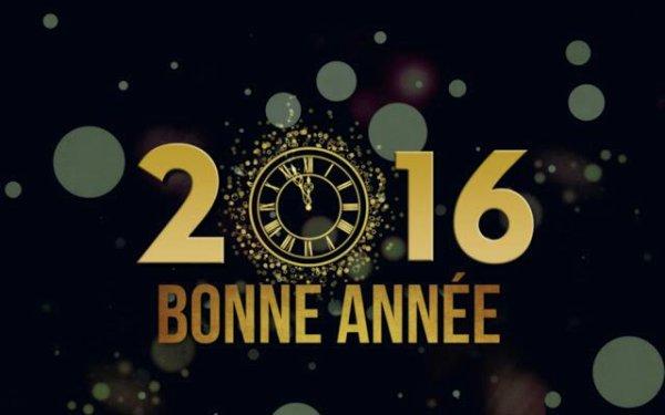Carval vous souhaite une bonne année 2016 a toute et tous