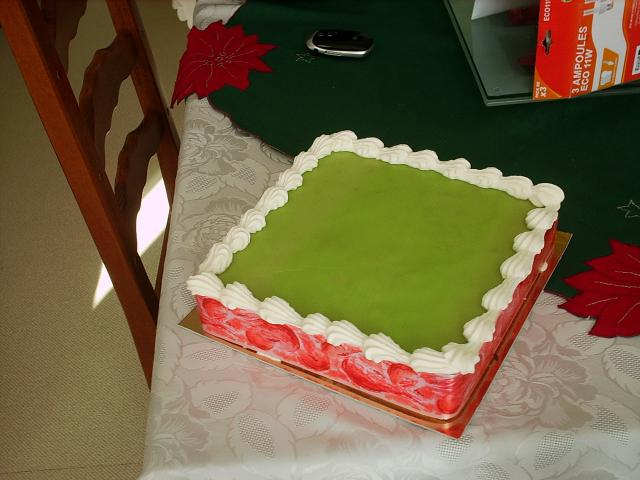 "Entremets ""type"" a personnaliser"