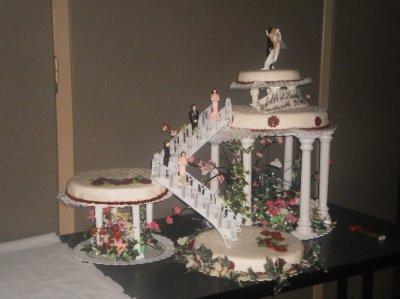 gteaux de mariage - Fontaine Gateau Mariage