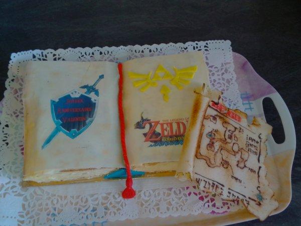 Le livre de ZELDA