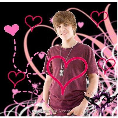 ♥J'tadore t'es trop bo Justin bieber♥
