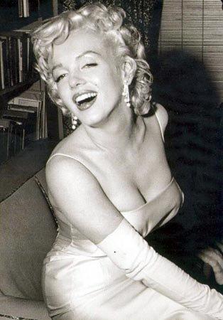 #. Marilyn Monroe, un modèle pour moi (..) ♥