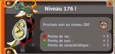 Up du cra 176 !! (ENFIN :D)