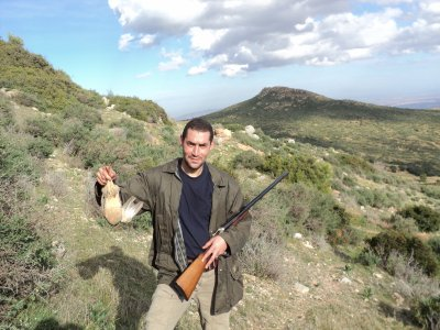 chasse  dans mon djebel (ouled berachede)