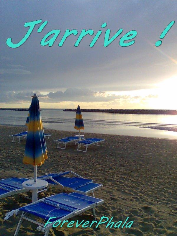 Passez de bonnes Vacances!!