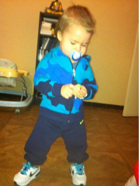 Ma vie Mon bonheur Mon sang Mon fils