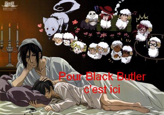Toute les new de Black Butler