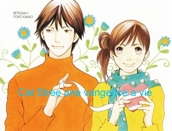 Conseille manga Cat sStree