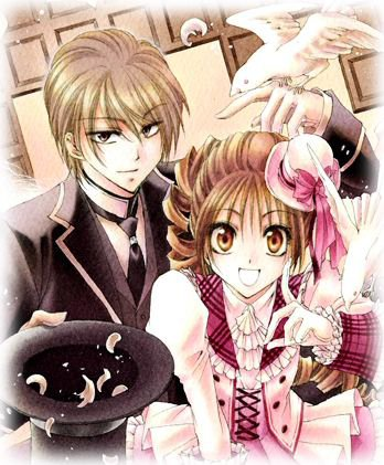 Manga Conseille: Lady and Butler