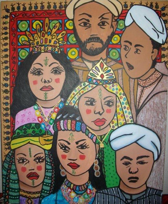 Mes Peintures Naif