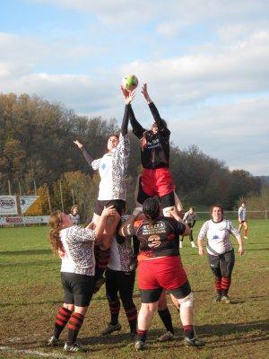 Week end rugbystique pour les cocc's!