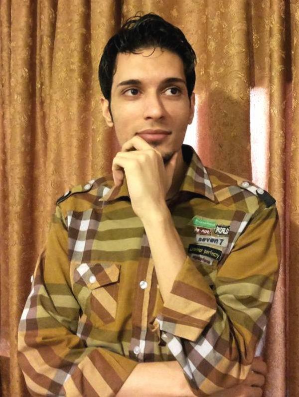 UN BEAU MEC IRANIEN
