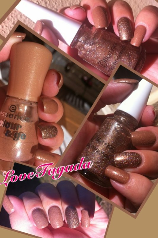 "swatch vernis essence ""cookie love"""
