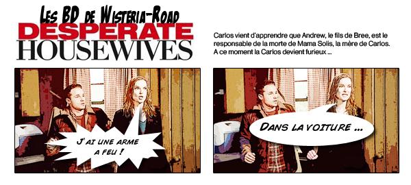 Les BD Wisteria-Road
