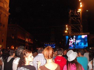 Concert Maxima à Zaragoza (spain) Fiestas Del Pilar Que Du Bon...!♥!