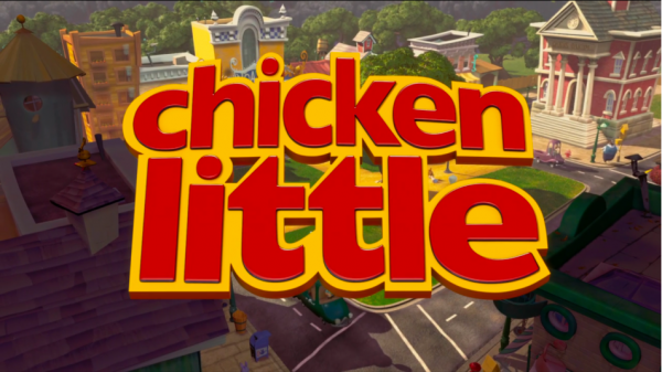 Ciné-Livre - Chicken Little