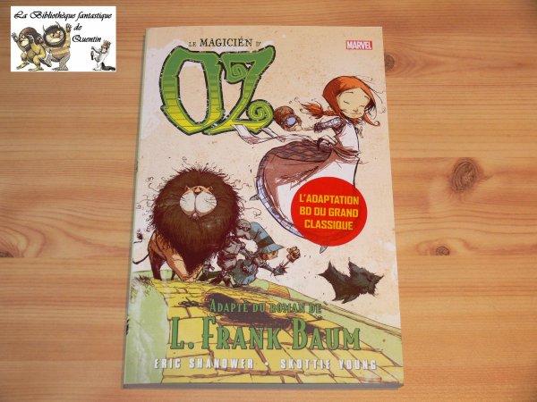 Livre - Le Magicien d'Oz (comics)