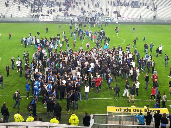27ème journée de CFA2  GF38 -  Vénissieux (3 - 0) !!!