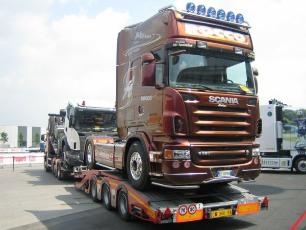 Scania R neuf