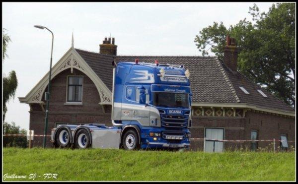Scania R tuning