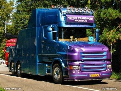 Scania T dépaneuses