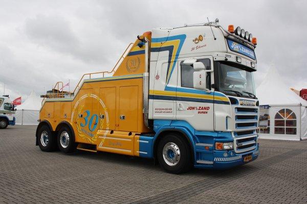 Scania R dépaneuse