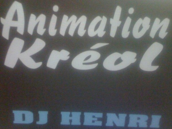 Annimation Kreol / DJ Henri Feat GOK Crazy Da Téte Vrs MaXi (BIG UP DJ GAMBIER)  (2013)