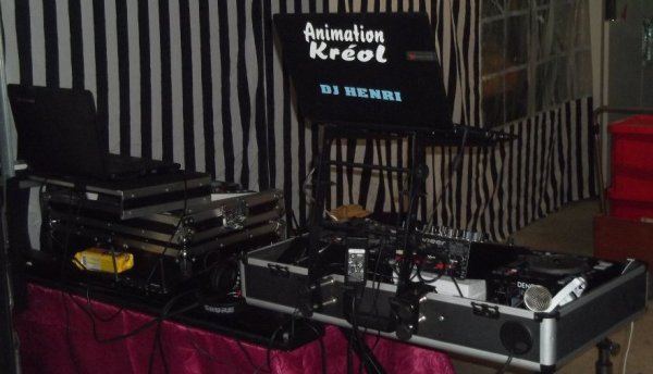 "Annimation Kreol / Dj Henri & Dj Fidji "" ORLANE_ Léger  SENSATION ZOUK VERS MAXI ""   (2013)"