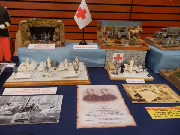 st martin de crau salon de la maquette octobre 2016 dioramas guerre 1914 1918 et sapeurs pompiers. Black Bedroom Furniture Sets. Home Design Ideas