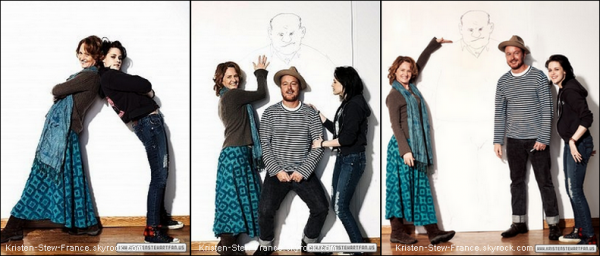 7 septembre .:. De nouveaux photos du photoshoot 2010 prises par Ture Lillegraven pour Entertainment Weekly.