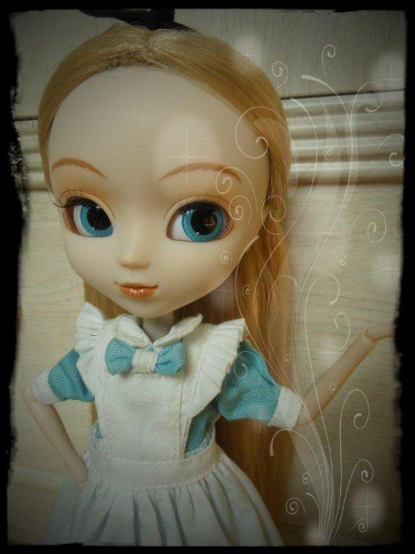 Ma 4ème Pullip : Fantastic Alice (Régénération 2012) ♥
