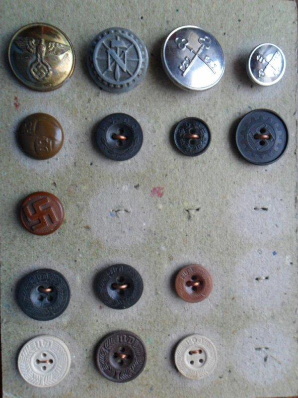 Quelques boutons